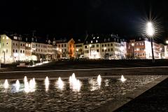 Bild-Pruem-Basilika-Platz