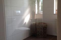 begehbare Dusche EG